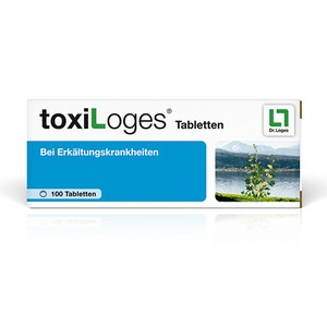 toxiLoges® Tabletten 100 Stück
